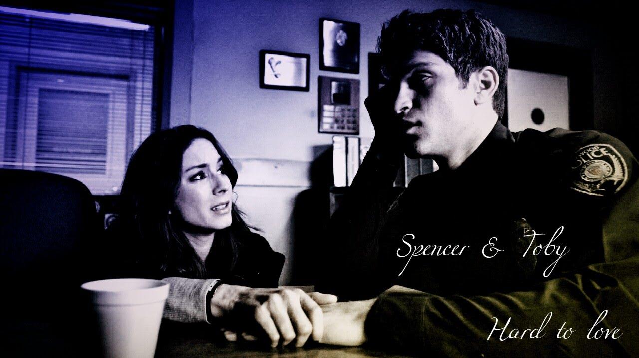 är Spencer dating Toby