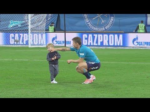 Скрытая камера «Зенит-ТВ» на матче с «Ростовом» - видео онлайн