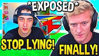TFUE *REACTS* To CLOAKZY *LEAVING & EXPOSING* FaZe Clan! (SAME CONTRACT as TFUE!)
