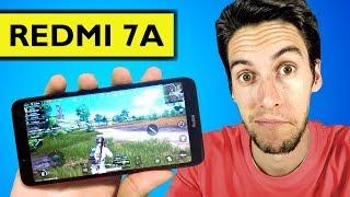 Xiaomi Redmi 7A REVIEW en español - Lo BUENO y lo MALO!
