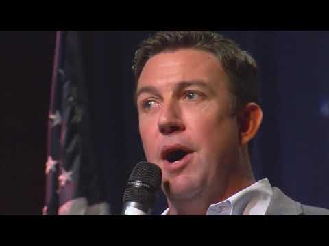 Rep. Duncan Hunter Resigns From Congress Monday Afternoon
