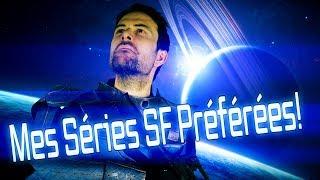 Mes séries SF préférées !