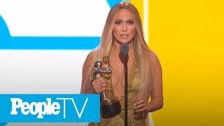 2018 MTV VMAs Recap: J. Lo, Cardi B, & Camila Cabello Win Big   PeopleTV   Entertainment Weekly