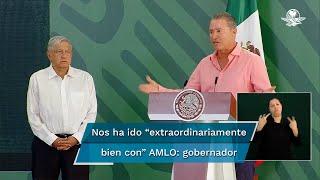 El gobernador de Sinaloa, Quirino Ordaz Coppel (PRI) expresó al presidente Andrés Manuel López Obrador su respaldo para el regreso a clases presenciales a finales de agosto