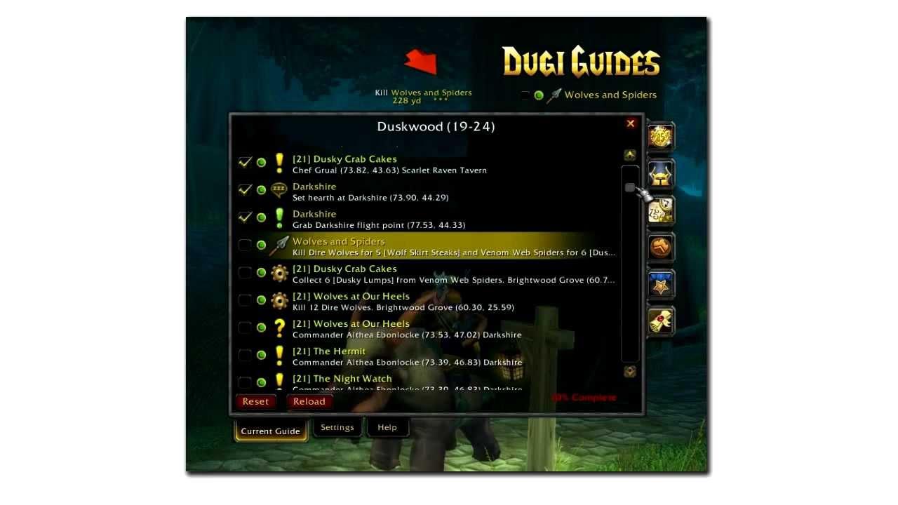 zygor guide 85-90