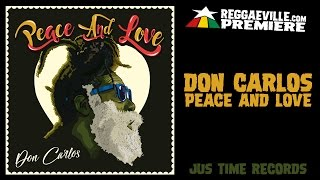 https://www.REGGAEVILLE.com GET THE SINGLE @ https://itunes.apple.com/album/peace-and-love-single/id1217624103 Producer: Marlon Spencer Label: ...