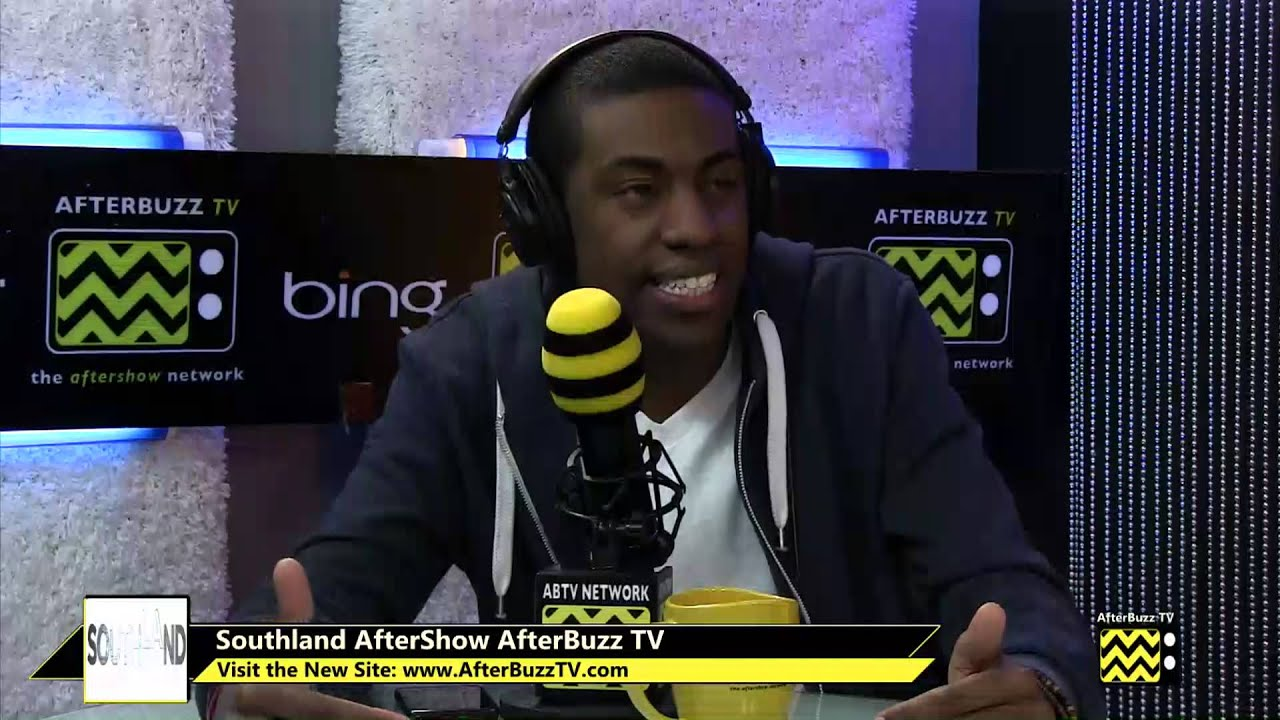 """Download Southland After Show Season 5 Episode 8 """" The Felix Paradox """"   AfterBuzz TV"""