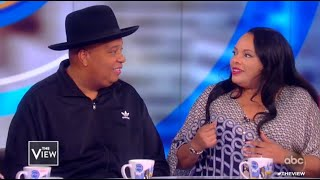 How Rev Run and Justine Simmons Keep Their Marriage Fresh | The View