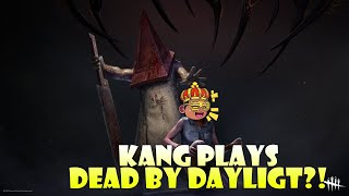 Kang plays DBD again?! | Dead by Daylight