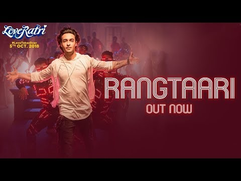 Rangtaari Song Out - Loveratri   Aayush Sharma, Warina Hussain   Yo Yo Honey Singh   Tanishk Bagchi