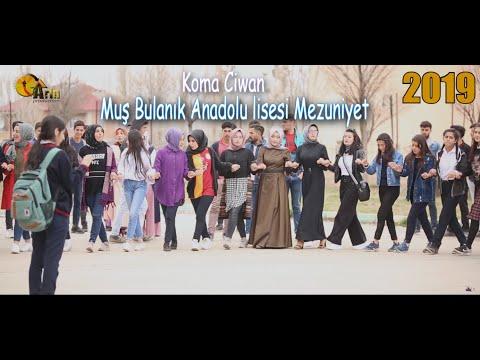 Koma Ciwan Mus Bulanik Anadolu Lisesi Halay 2019