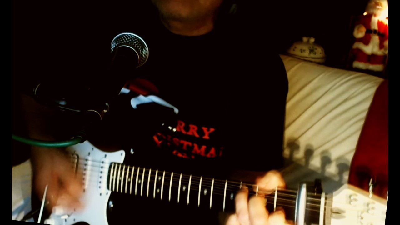 Father Christmas ~ The Kinks ~ Cover w/ Squier Bullet Strat & BT ...