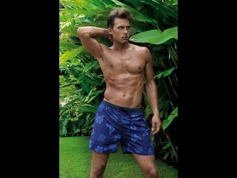 David Man W1 2550 Пляжные шорты мужские больших размеров
