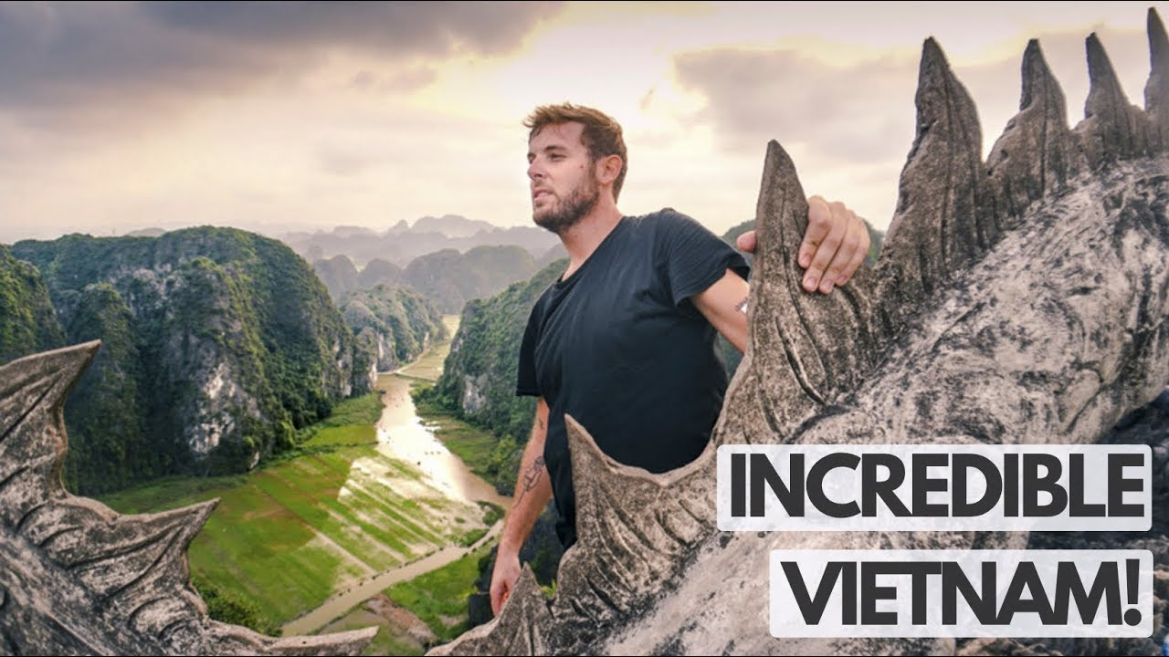 This Is WHY You Need To Visit Ninh Binh I Vietnam Vlog