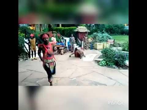 Lake manyara acrobatic tanzania