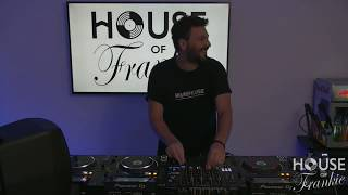 Mark Di Meo Live at House of Frankie HQ Milan October 25th 2018