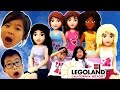 レゴランドであそんだよ! レゴフレンズ スターウォーズ 海外 遊園地 Legoland California Ninjago