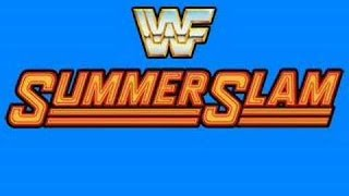 SummerSlam 1988, 1989 & 1990 Theme
