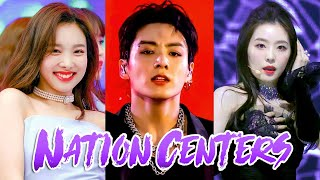 Download Best Centers in the whole Kpop Industry! - NATION CENTERS