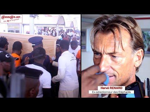 Arrivée de la dépouille de Tioté à Abidjan: Hervé Renard et ses ex coequipiers se souviennent