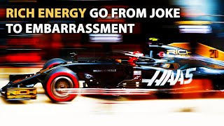 How the Rich Energy and Haas Twitter Saga Unfolded During Silverstone