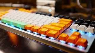 Unboxing: Massdrop´s MiTo DSA: Sci Fi Keycap Set