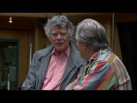 Sir Neville Marriner & Gordon Getty talking