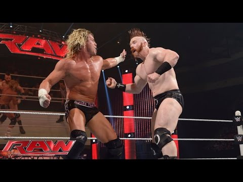 Dolph Ziggler vs. Sheamus:  Raw, May 25, 2015 thumbnail