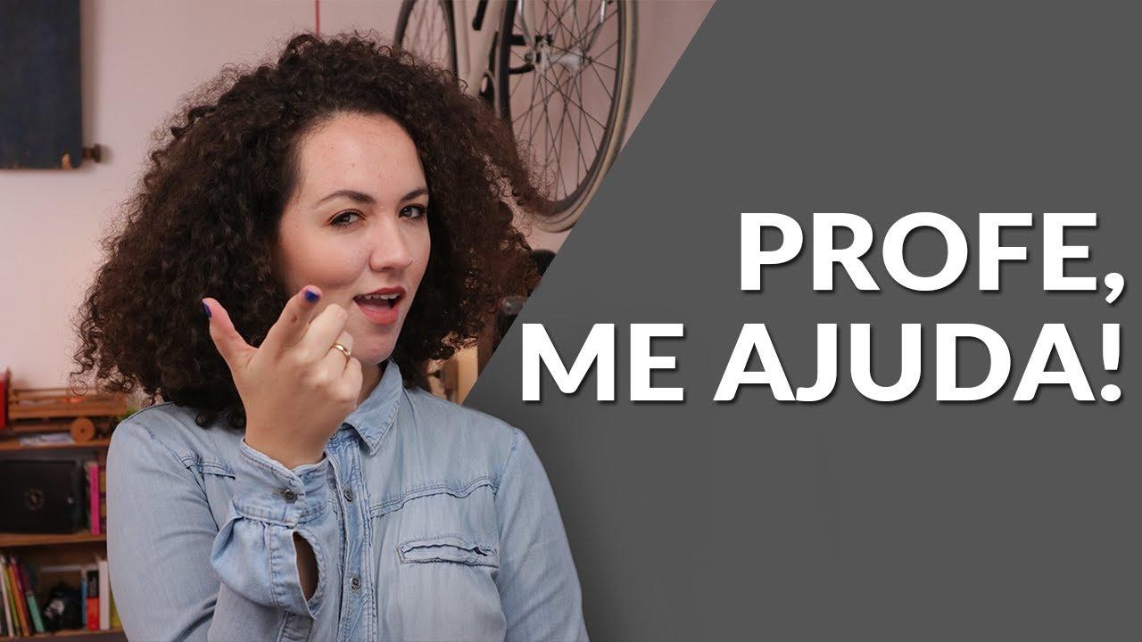 As PRINCIPAIS dúvidas dos Estudantes de Espanhol