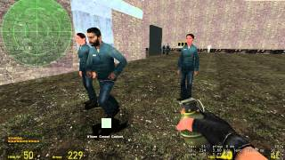 CrimeWars: Source M306 , engine version release 5 2007 source sdk