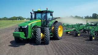 John Deere Tractors at 100 -- The Legend Runs On