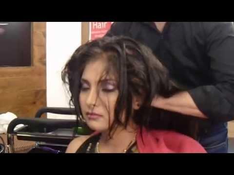TV Actress Neha's Head Massage thumbnail