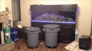 Moving A Saltwater Aquarium Long Distance Part 1 (planning/logistics)