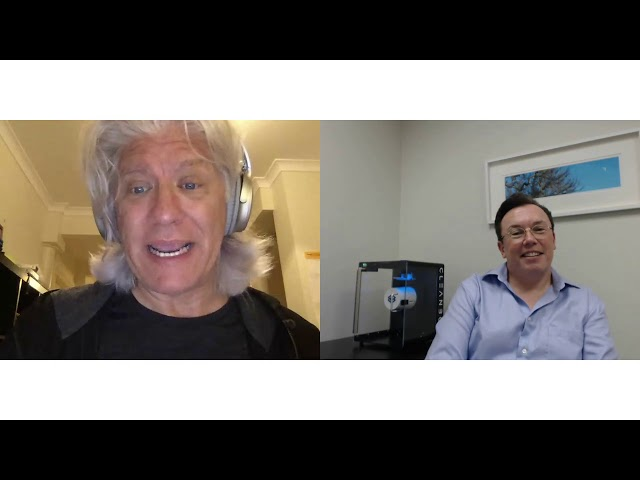 Ep 21: Bob Cooney's Virtual Reality Deep Dive - David Georgeson of Cleanbox Technology