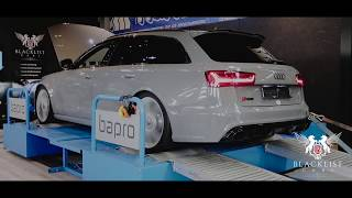 Audi RS6 4G Milltek Exhaust Cat Back & Stage 1 up to 680 hp 1002nm