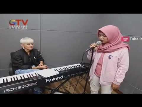 SHARLA MARTIZA.. Hide And Seek The Voice Kids Indonesia 2