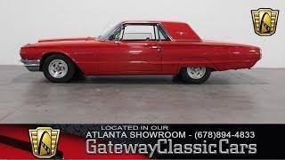 1964 Ford Thunderbird - Gateway Classic Cars of Atlanta #314