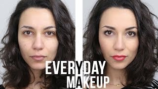 EVERYDAY MAKEUP | Coline