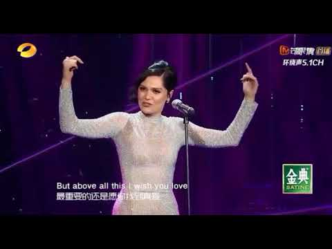 Jessie J just won China's equivalent of The X Factor - as a CONTESTANT