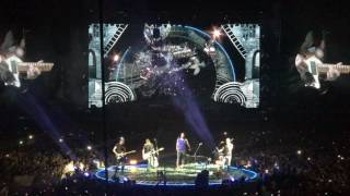 Coldplay - Always In My Head live @ Stadio San Siro Milano - 4 Luglio 2017 [4K]