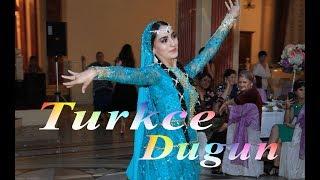 Турецкая свадьба Turkce Dugun 2017 Пятилетка и Коксай (Путь Ильича)