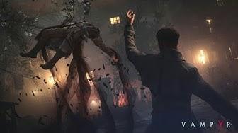 Top Five Vampire Games