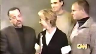 Billy Joel  CNN Behind the Scenes   Rainforest Benefit 1998