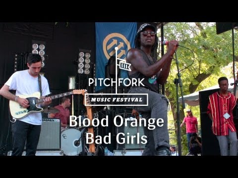 Blood Orange -