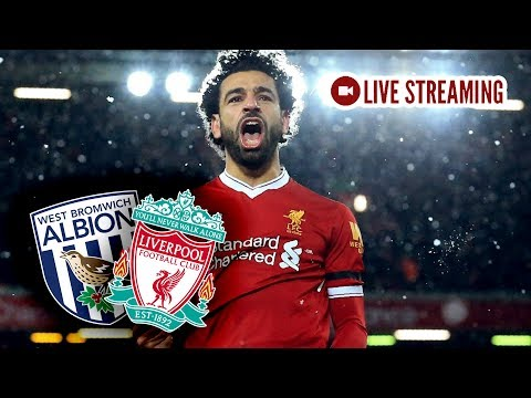 West Bromwich vs Liverpool - Live Stream - Stats + Audio FR