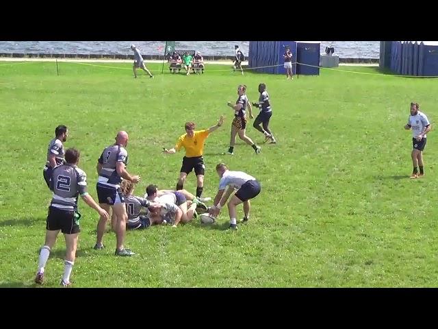 Barbarians 12 - 20 Heathens