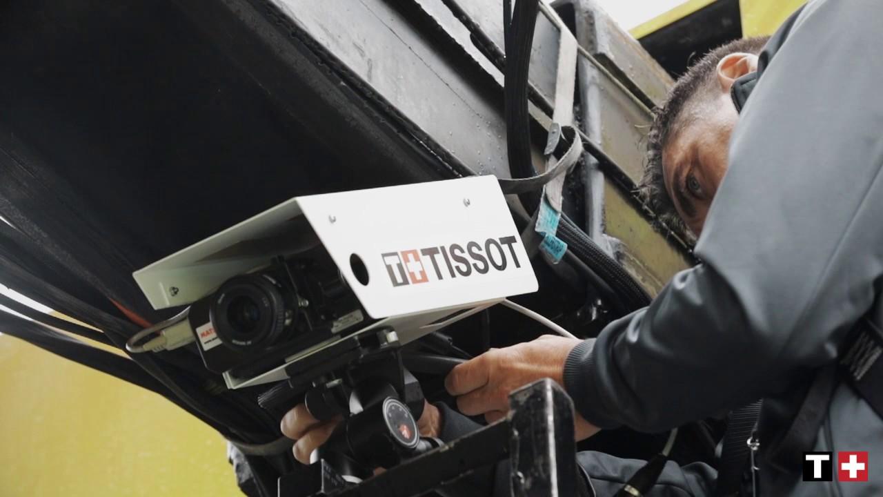 Tissot, Official Timekeeper of the Tour de France