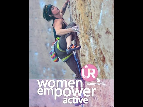 Women Empower Active: How climbing can change your perspective on life with Sam Caligiuri