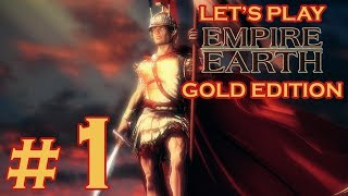 Let's Play Empire Earth Gold Ep. 1