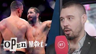 Open Mat: UFC 244 | Masvidal v Diaz and Gastelum v Till analysis, breakdown and reaction